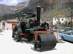 Οδοστρωτήρας - Λεωνίδιο - Νότια Κυνουρία